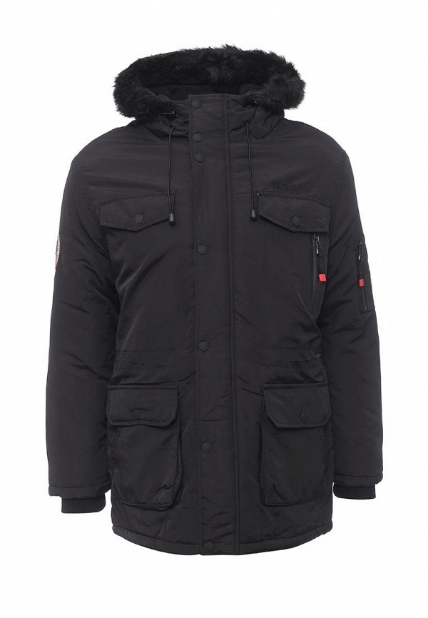 Пуховик Geographical norway Adil_man_black