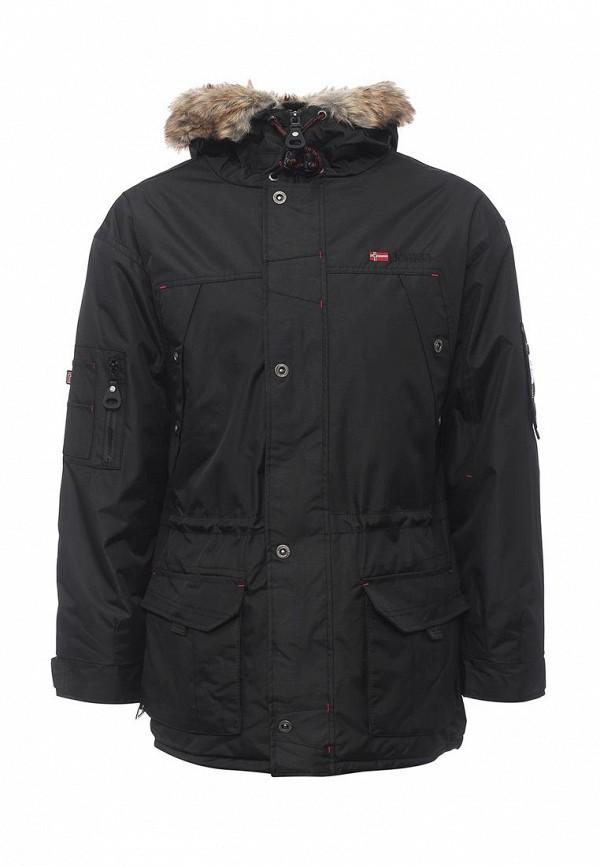 Куртка утепленная Geographical Norway Anaconda_man_black
