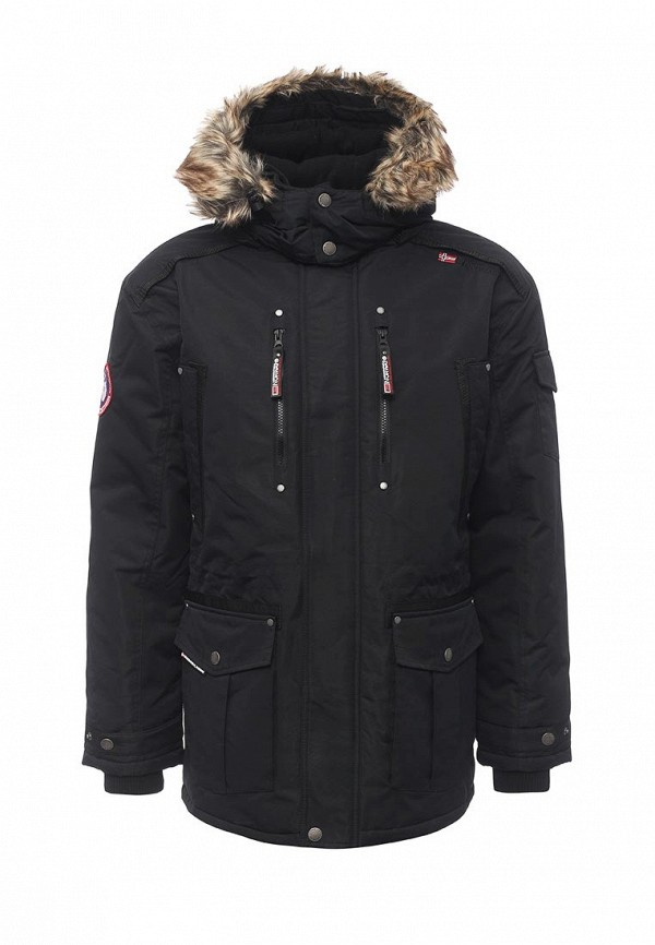 Куртка утепленная Geographical Norway Chamonix_man_black