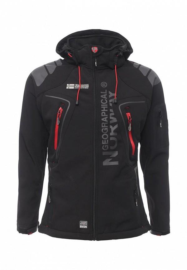 Куртка Geographical norway Tambour_man_black