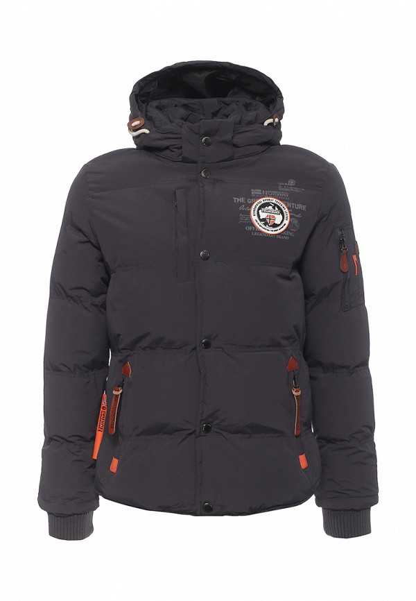 Пуховик Geographical norway Venise_man_darkgrey