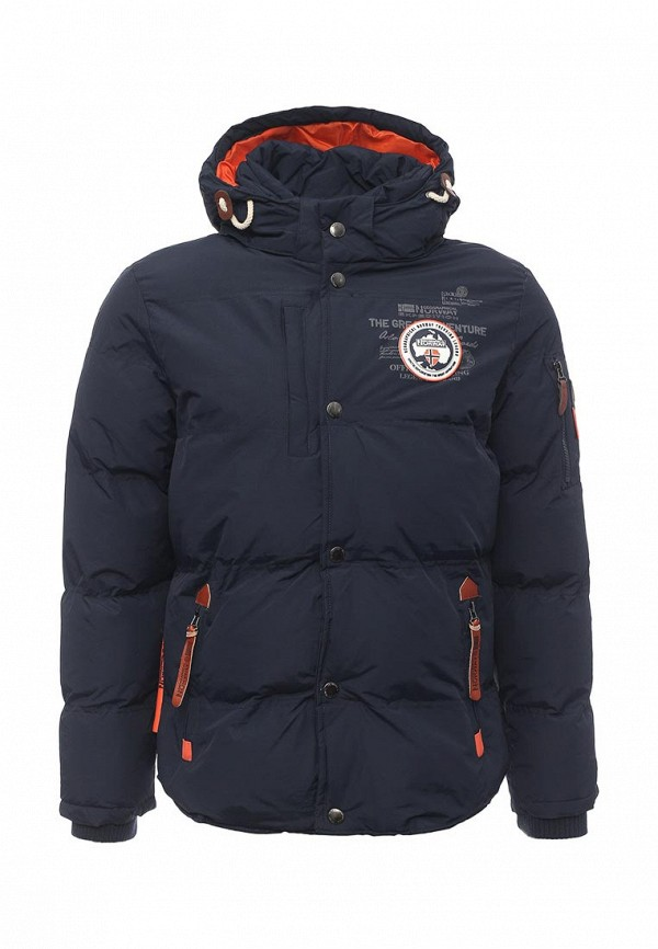 Пуховик Geographical norway Venise_man_navy