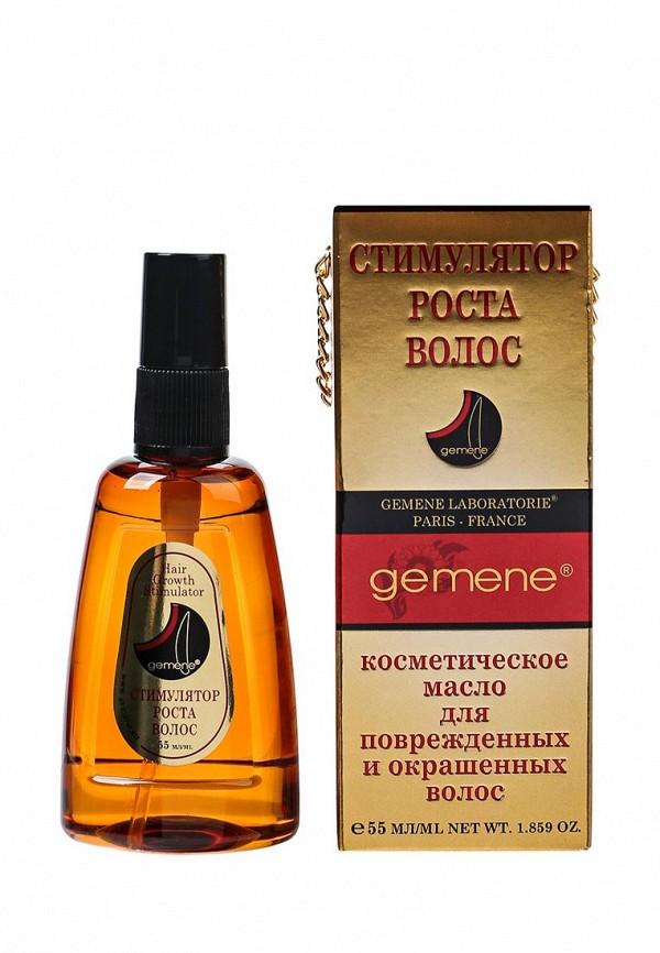 Масло для волос Gemene Gemene GE017LWTAV46 gemene масло косметическое стимулятор роста волос для улучшения структуры волос 55 мл