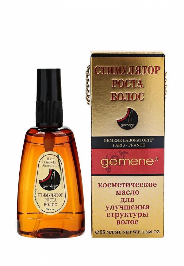 Масло для волос Gemene Gemene GE017LWTAV47 gemene масло косметическое стимулятор роста волос для улучшения структуры волос 55 мл