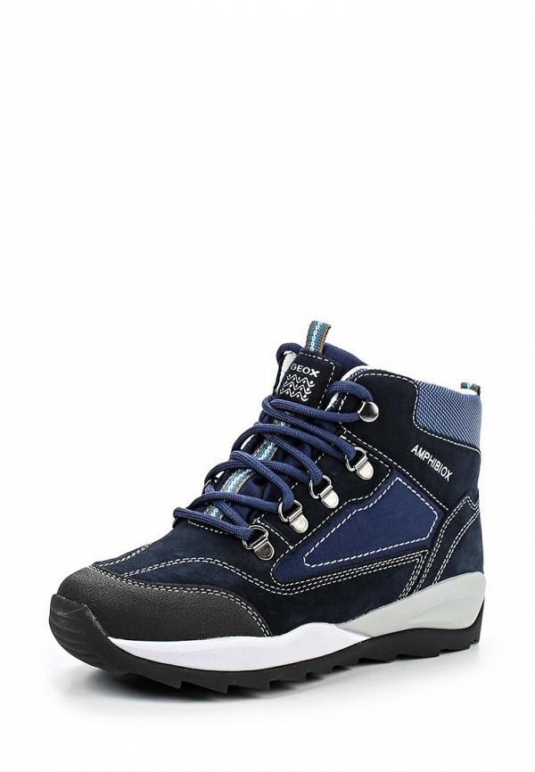 Ботинки для мальчиков Geox J640BB02211C0661