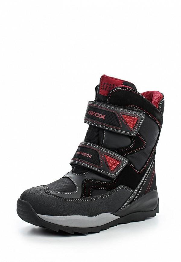 Ботинки для мальчиков Geox J640BC0FU22C0048
