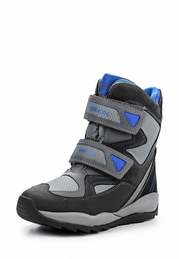 Ботинки для мальчиков Geox J640BC0FU22C0069