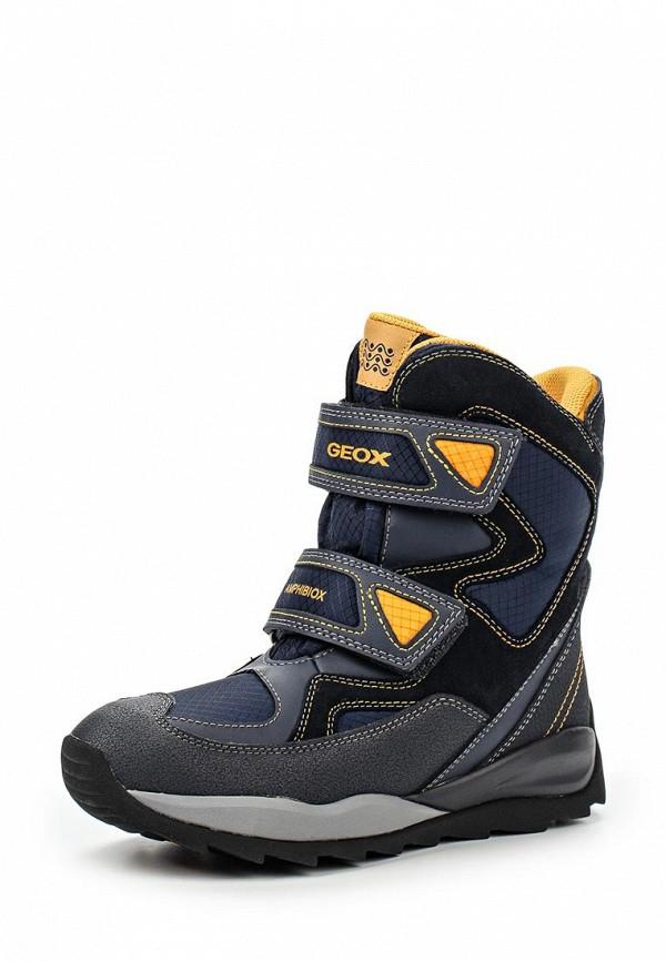 Сапоги для мальчиков Geox J640BC0FU22C4054