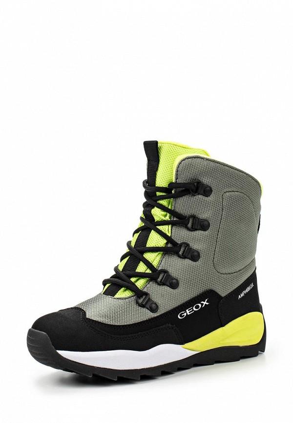 Ботинки для мальчиков Geox J640BE01150C0914