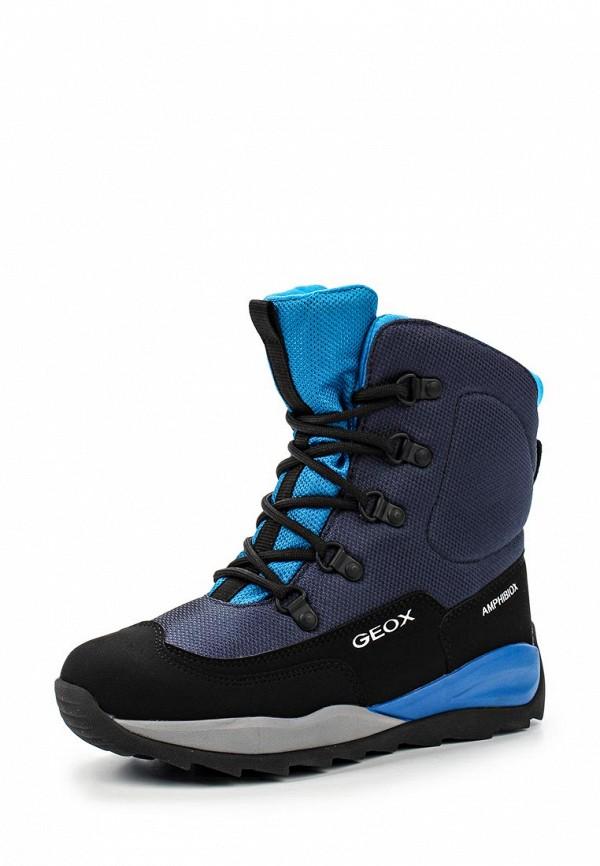Ботинки для мальчиков Geox J640BE01150C4247