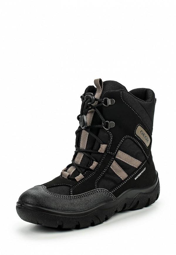 Ботинки для мальчиков Geox J64D7B0FUAUC0017