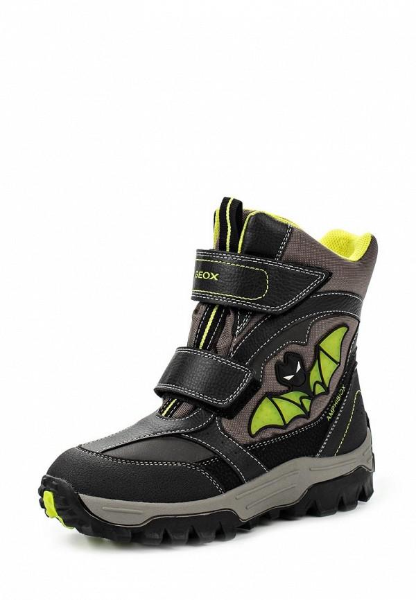 Ботинки для мальчиков Geox J64E5A05411C0802