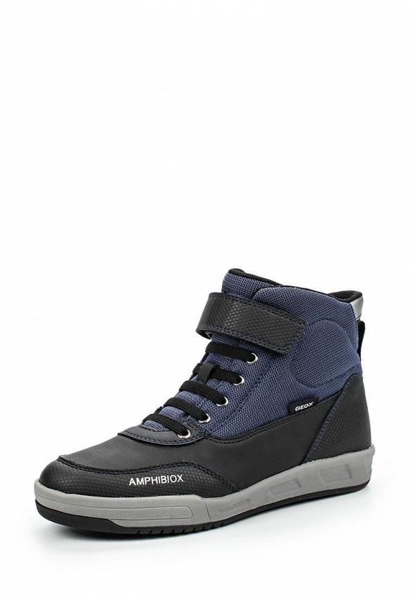 Ботинки для мальчиков Geox J642FA011BCC0045