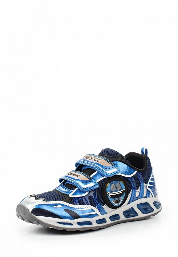 Кроссовки для мальчиков Geox J7294B014CEC4226