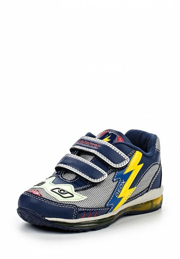 Кроссовки для мальчиков Geox B7284D05411C0673