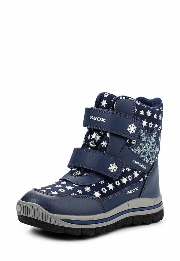 Ботинки для девочек Geox J640FD0MNCEC4002