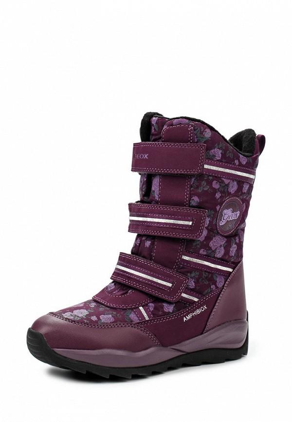 Ботинки для девочек Geox J642BB0MN50C8016