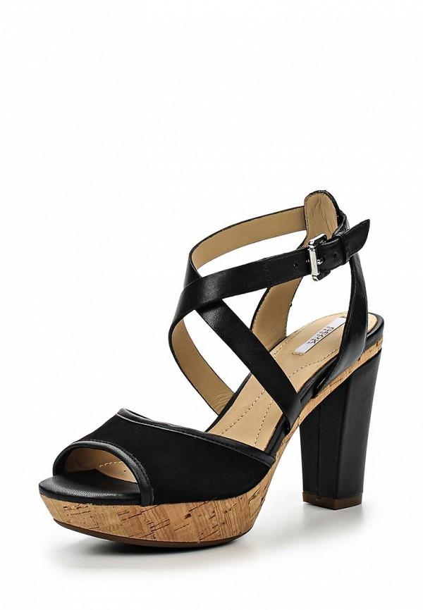 Босоножки на каблуке Geox D62R1A