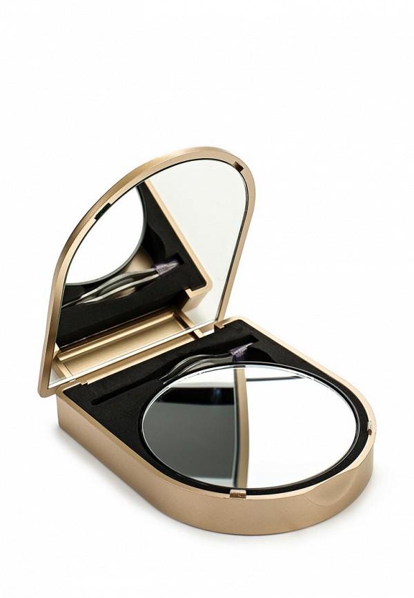 Набор Gezatone LM879 зеркал косметологических 1х, 10x, золотой
