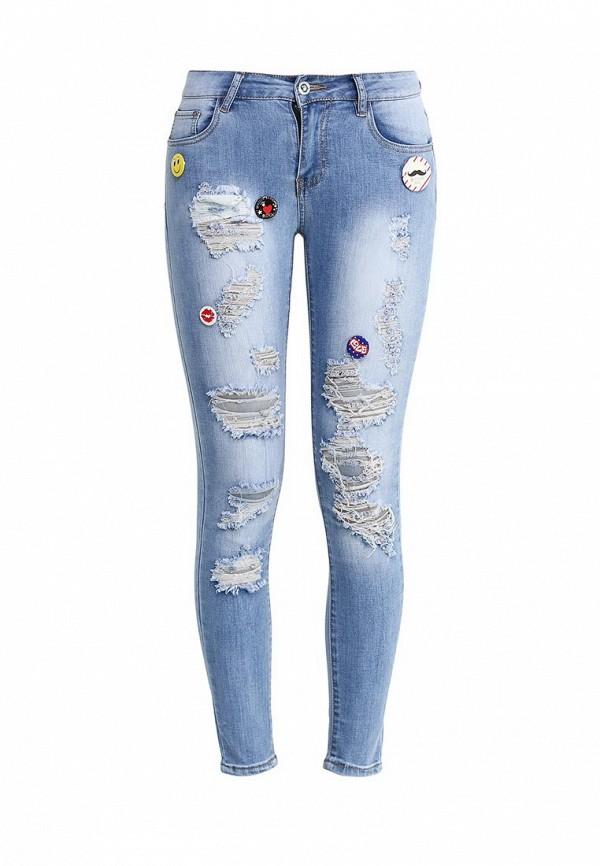 Зауженные джинсы G&G R3-K273