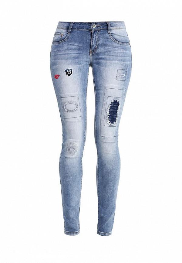 Зауженные джинсы G&G R3-K287