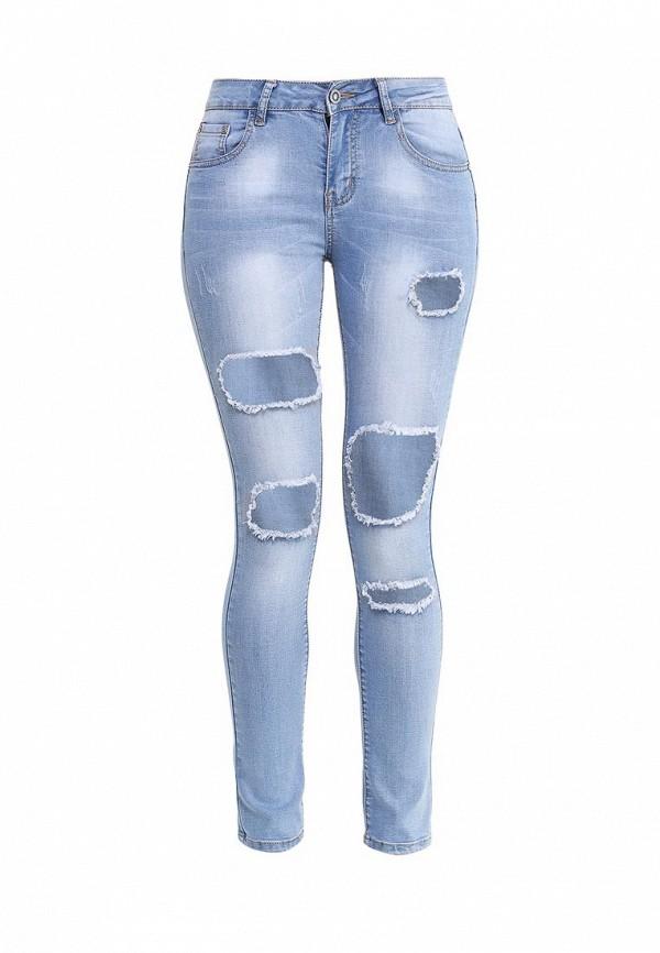 Зауженные джинсы G&G R3-K312