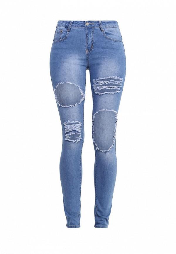 Зауженные джинсы G&G R3-K325