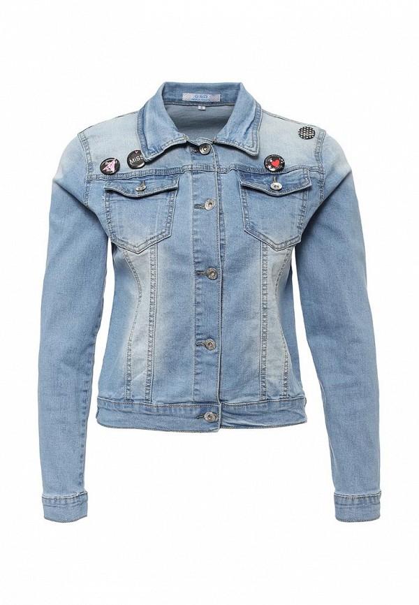 Джинсовая куртка G&G R3-B005