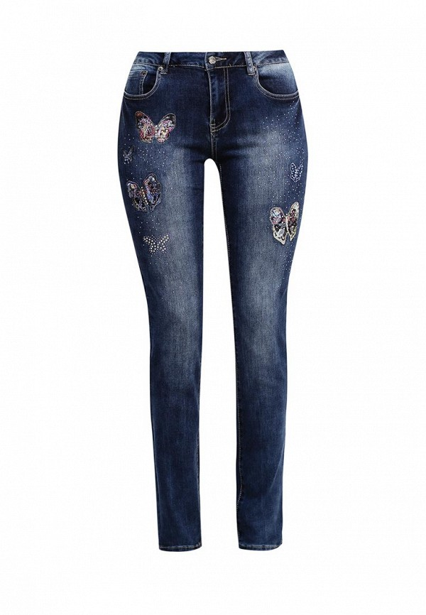 Зауженные джинсы G&G R3-XL008