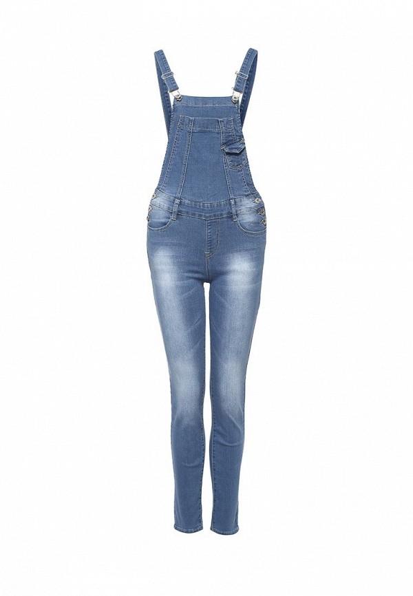 Комбинезон джинсовый G&G G&G GG001EWRCI55