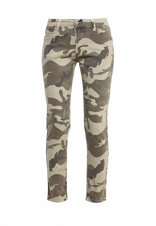 Женские зауженные брюки G&G B014-JK2002