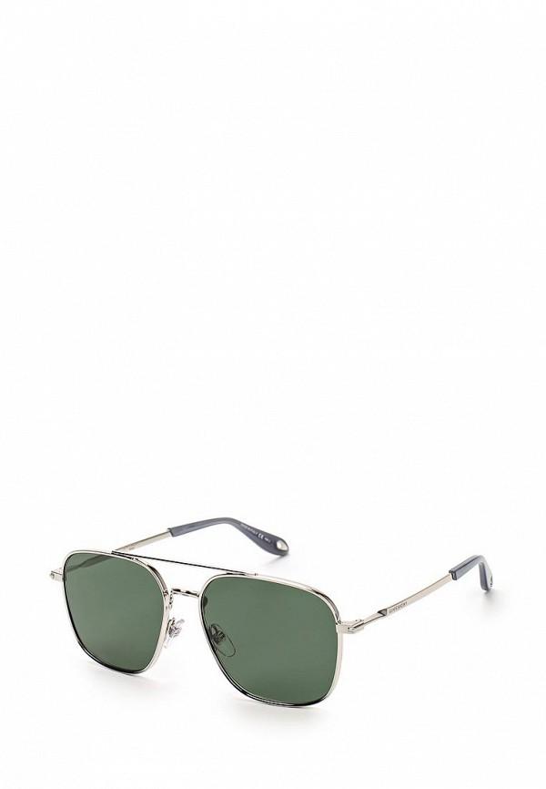 Очки солнцезащитные Givenchy Givenchy GI007DMNNX80 очки солнцезащитные givenchy givenchy gi007dmnnx82