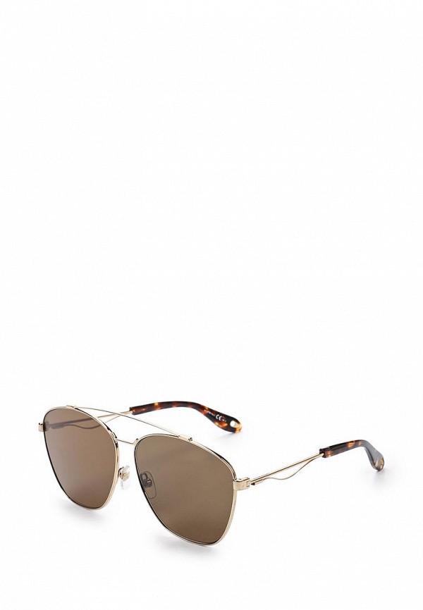 Очки солнцезащитные Givenchy Givenchy GI007DUTHK29 очки солнцезащитные givenchy givenchy gi007dwnnx77