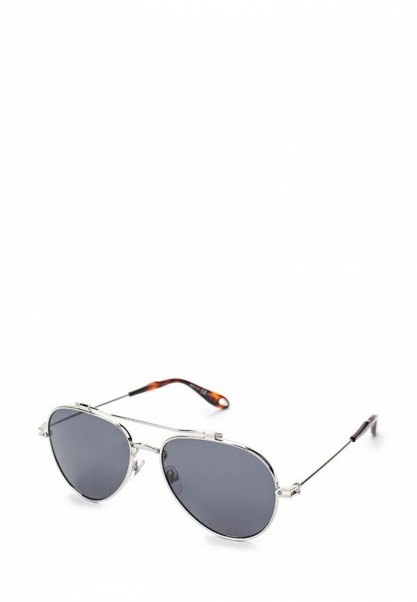 Очки солнцезащитные Givenchy Givenchy GI007DUTHK35 очки солнцезащитные givenchy givenchy gi007duthk36