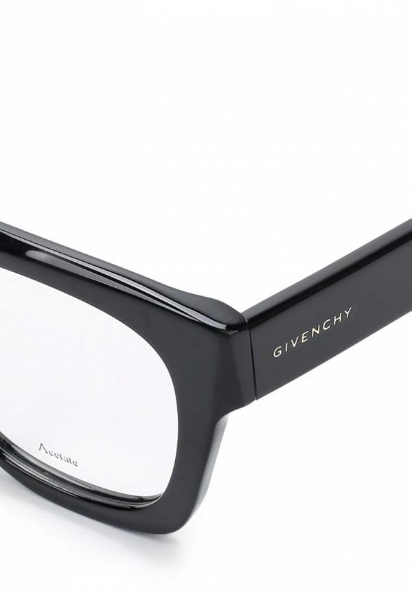 Фото 2 - Оправа Givenchy черного цвета