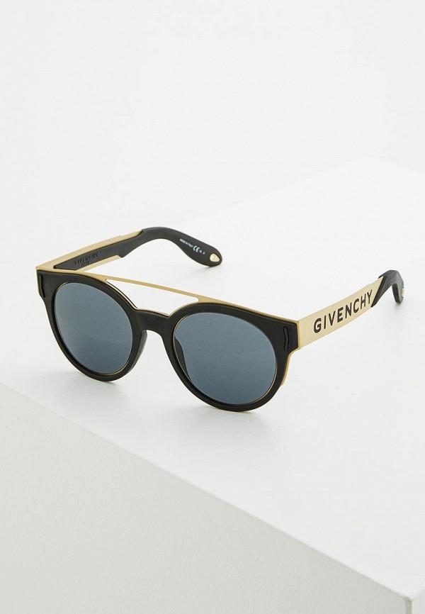 Очки солнцезащитные Givenchy Givenchy GI007DUYAF53 очки солнцезащитные givenchy givenchy gi007dwnnx77