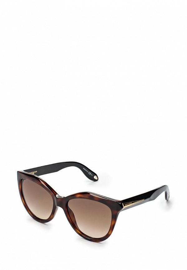 Очки солнцезащитные Givenchy Givenchy GI007DWIZB74 очки солнцезащитные givenchy givenchy gi007dwnnx77
