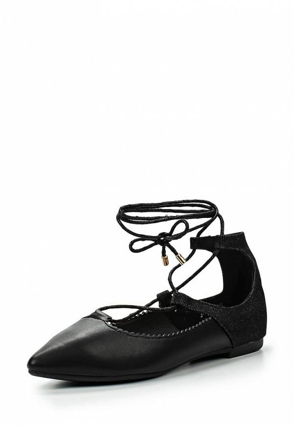 Туфли на плоской подошве Girlhood J020