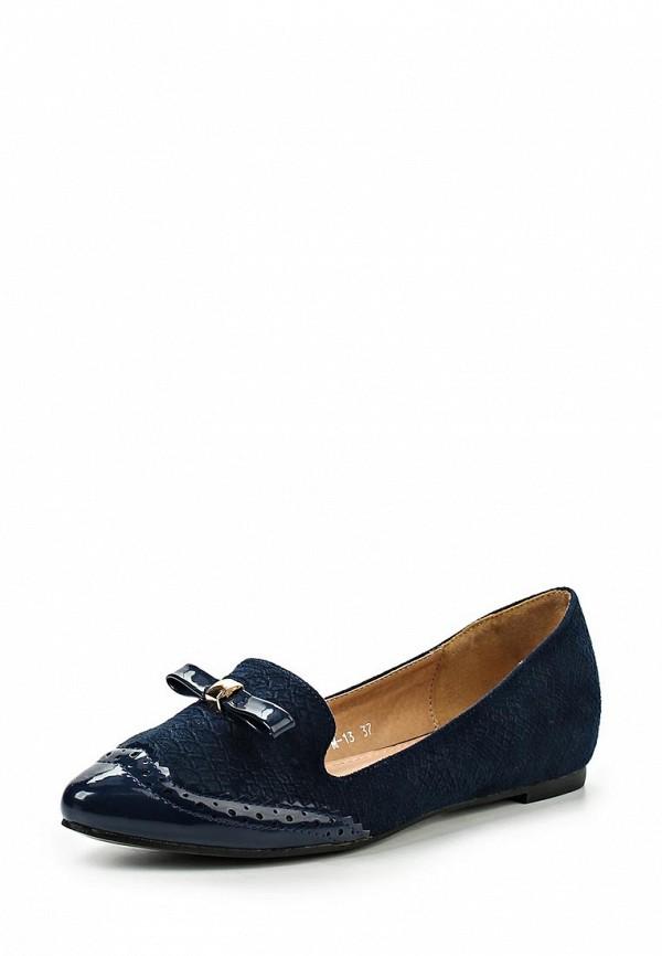 Туфли на плоской подошве Girlhood M13