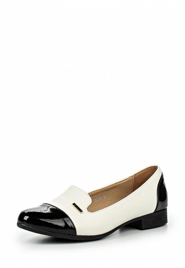 Туфли на плоской подошве Girlhood LL88