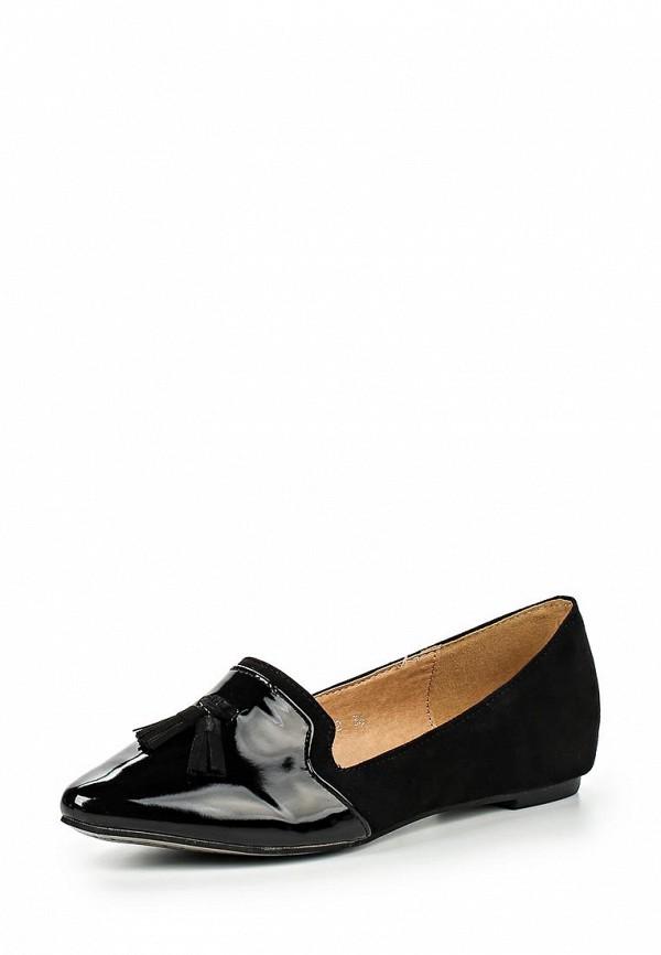 Туфли на плоской подошве Girlhood M12