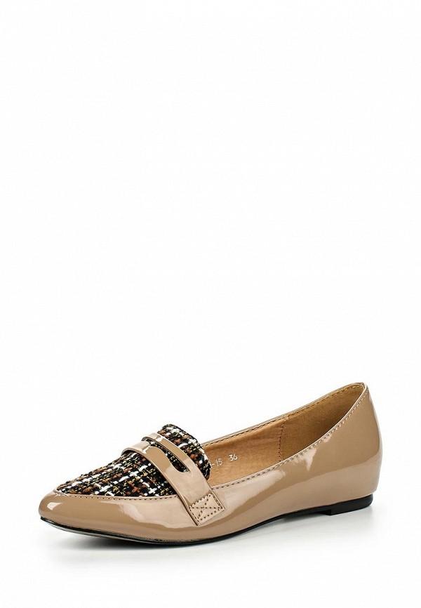 Туфли на плоской подошве Girlhood M15