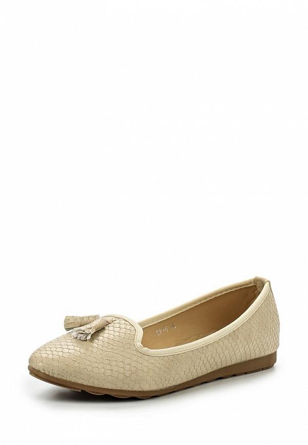 Туфли на плоской подошве Girlhood DA6