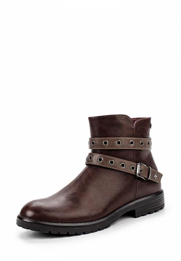 Ботинки для девочек Gioseppo PISTONES
