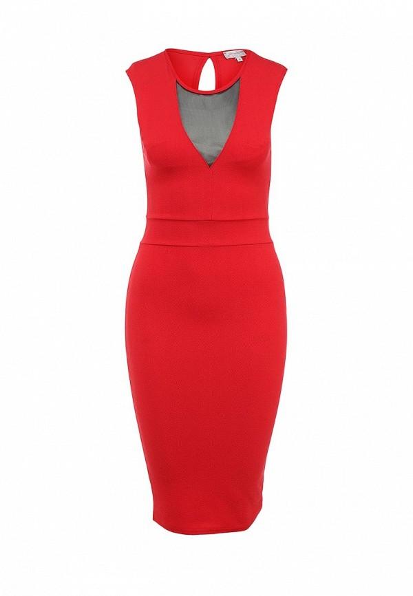 Платье-миди Girlondon GL02