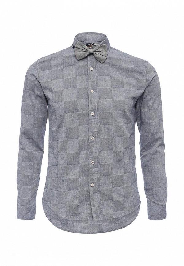 Рубашка с длинным рукавом Gianni Lupo D001-M097
