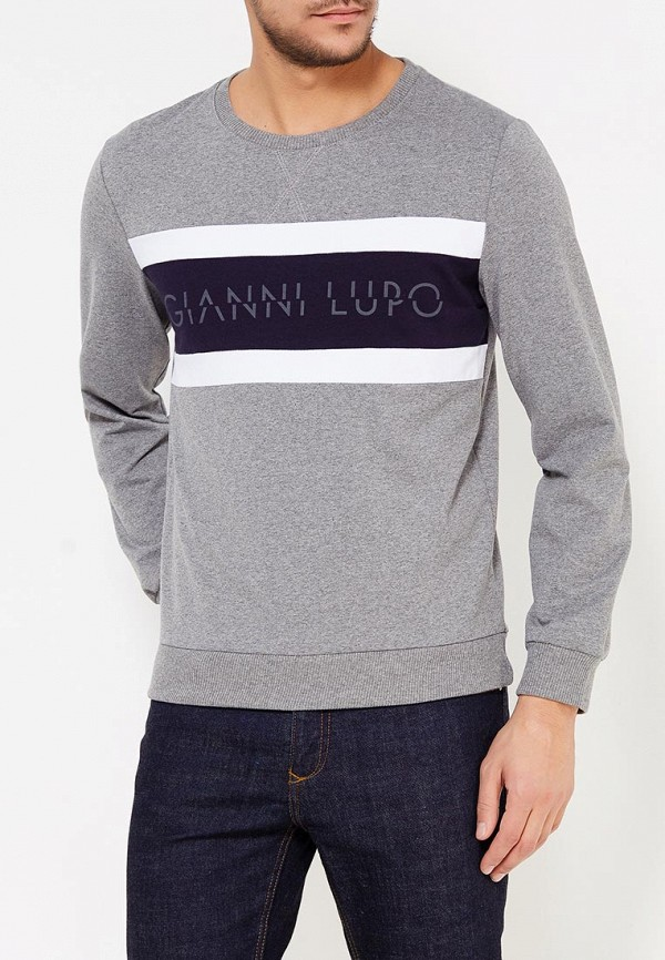 Свитшот Gianni Lupo Gianni Lupo GI030EMYML27 свитшот gianni lupo gianni lupo gi030emyml27