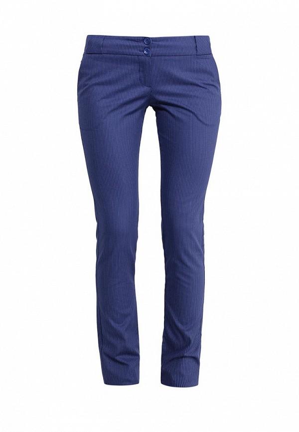 Купить женские брюки Giorgio Di Mare синего цвета