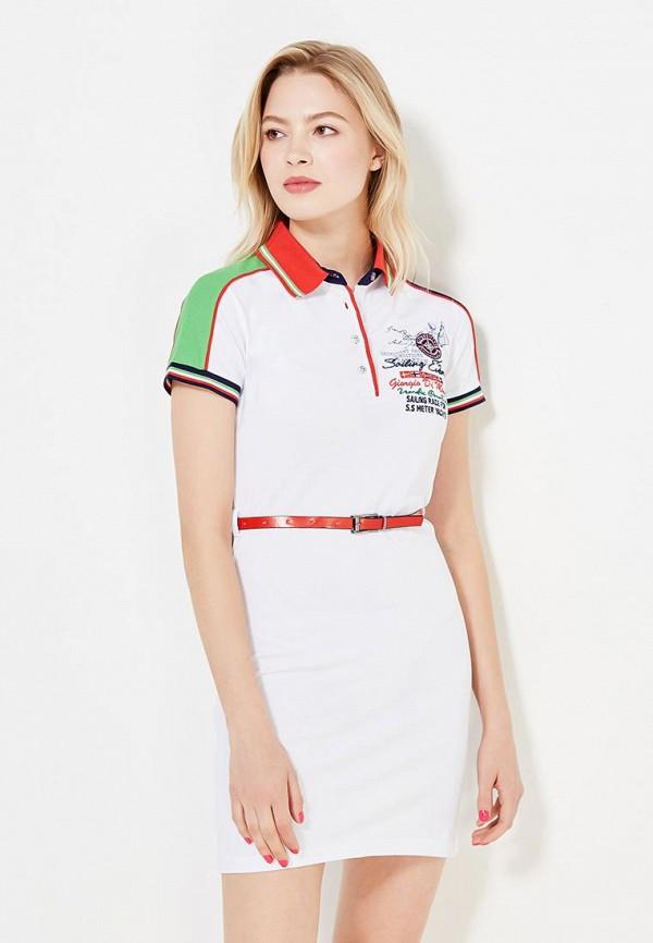 Платье Giorgio Di Mare Giorgio Di Mare GI031EWTRE02 туфли instreet instreet in011awaedi4