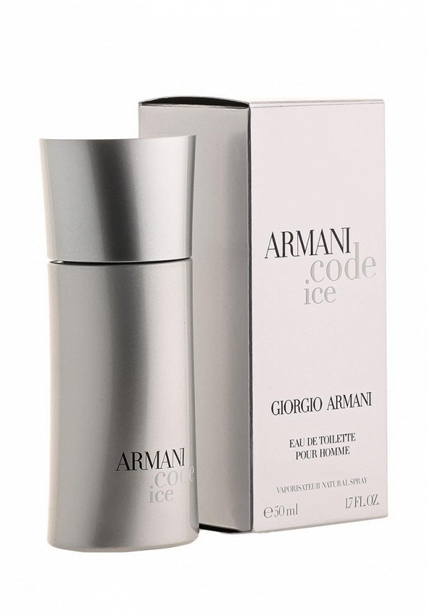 Туалетная вода Giorgio Armani CODE ICE 50 мл
